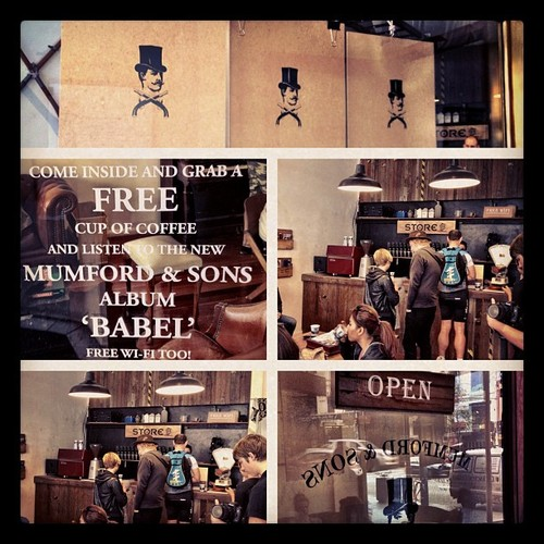 Babel Mumford Sons: Mumford & Sons General Store In Sydney » Something You