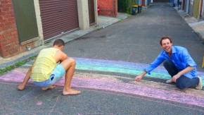 rainbow crossing 1
