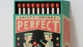 perfect match by tom frost for boxbird PR