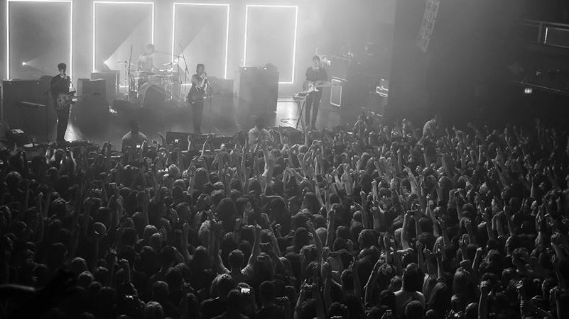 The 1975 Live In Birmingham Something You Said Something