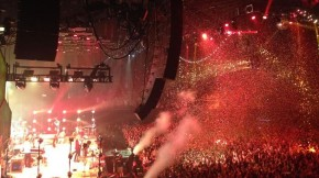 Arcade Fire at The Forum