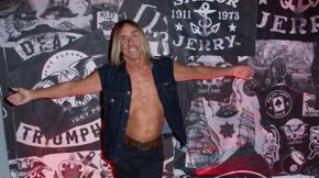 iggy pop flash collection